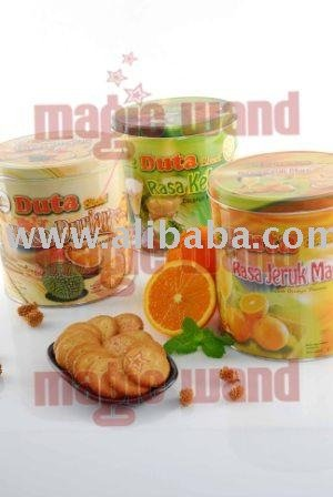 BISCUIT DUTA 350gr Tin