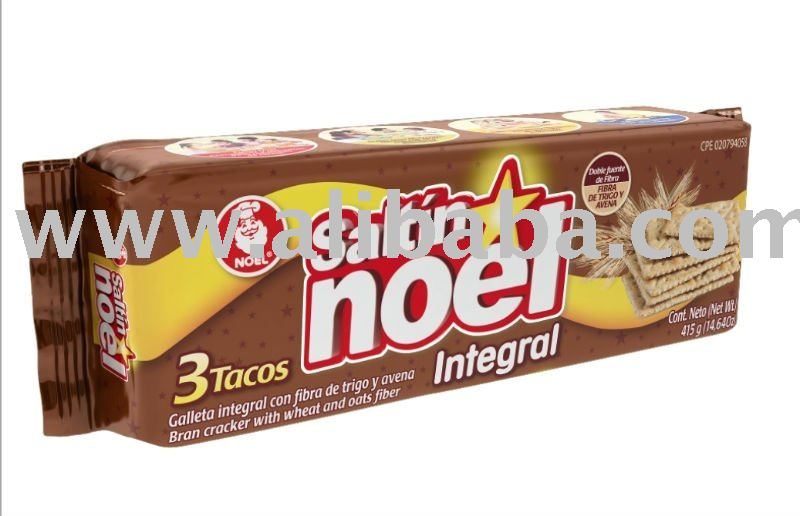 Saltin Whole Wheat- Noel