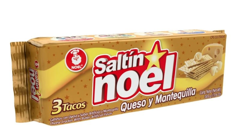 Saltin Butter & Cheese - Noel