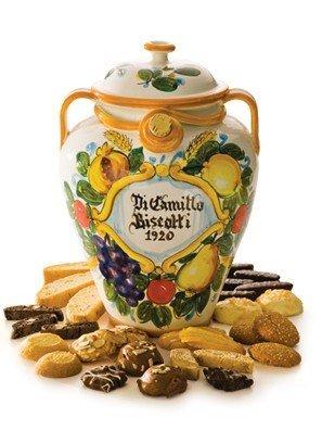 Biscotti Jars- Florentine Spout Jar