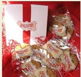 One Dozen Dave's Double Chip Cookies - Gift Box