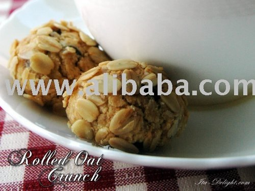 Cookies: Rolled Oat Crunch