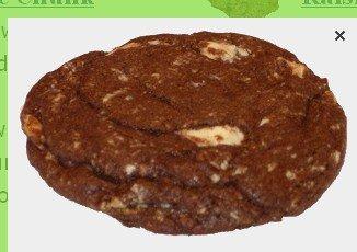cookie:Chocolate White Chocolate Chunk