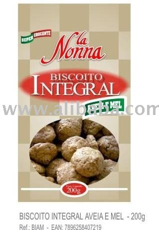 Integral Cookie