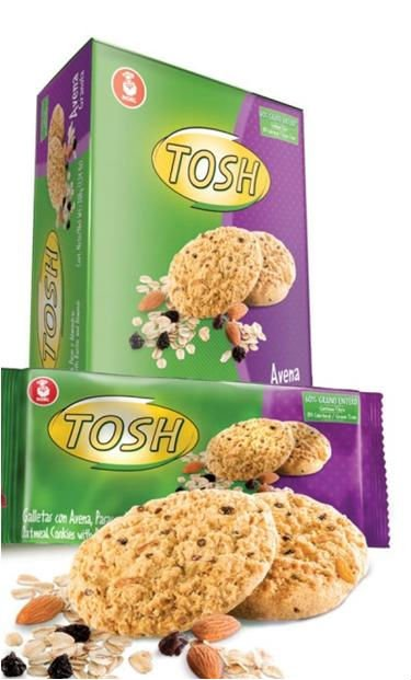 Tosh Granola