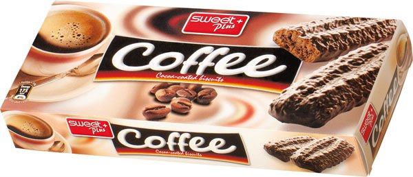 Biscuits with COFFEE 170 g