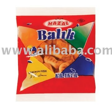 Hazal Fish Crackers