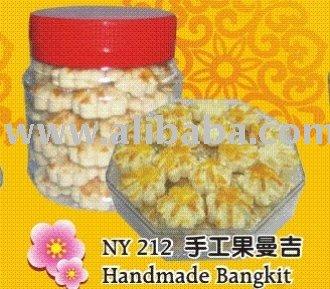 Handmade Bangkit Cookies