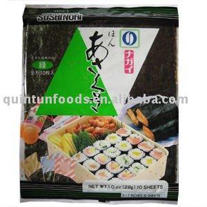 High Quality Japanese Sushi Nori