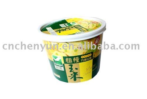 Maize Ramen (Mushroom & Chicken Flavor) instant noodles