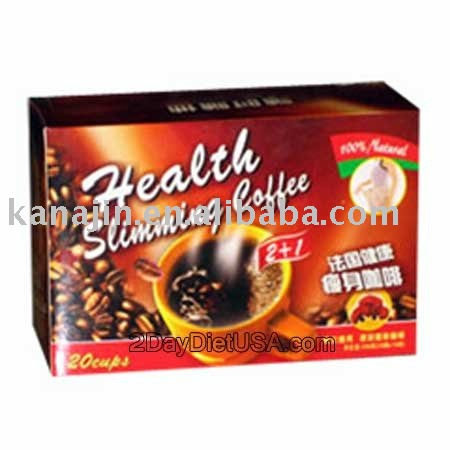 Health & Natural Coffee Fashion Slimming Coffee
