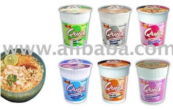 Quick Cup Instant Noodles