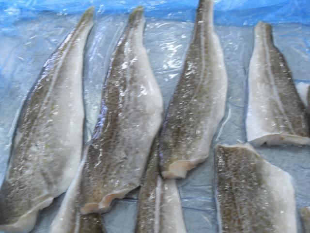 Fillet Skin The Atlantic Cod Fillet Skin