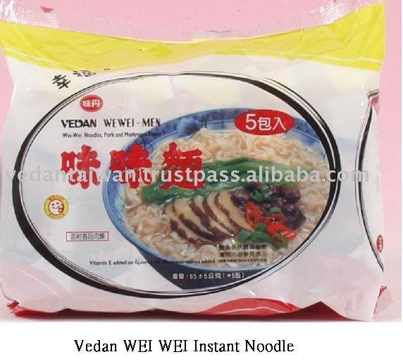 Vedan Wei Wei Instant Noodle