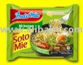 Indomie rasa Soto Mie (Soto Noodle Soup)