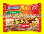 Indomie Goreng Kriuk Bawang (Crispy Onion Fried Noodle)