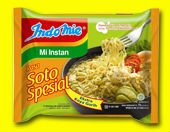 Indomie Rasa Soto Spesial (Special Soto Flavor Noodle Soup)