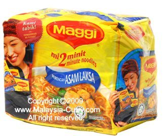 MAGGI-Asam Laksa Noodles