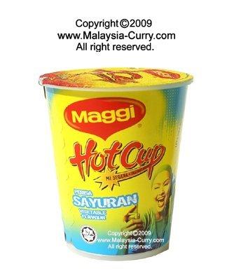MAGGI Hot-Cup Veggie