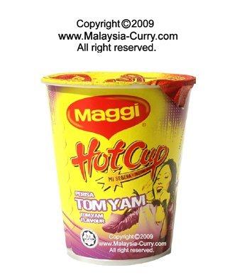MAGGI Hot-Cup Tom Yam