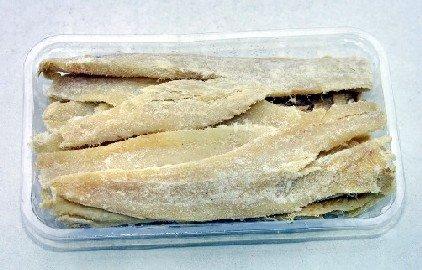 Salted Fish (Lonu Mas)