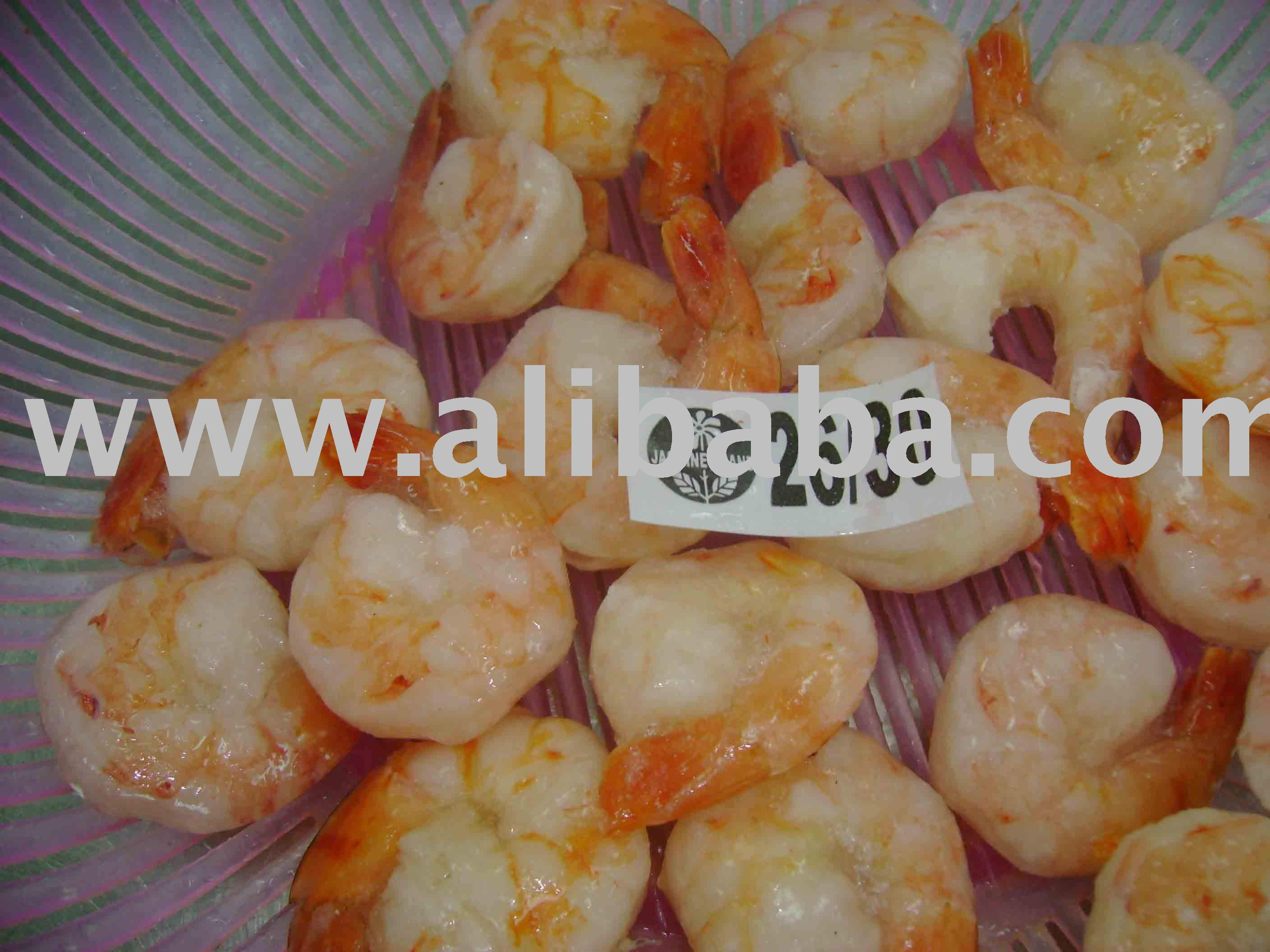 Frozen Shrimps Black Tiger