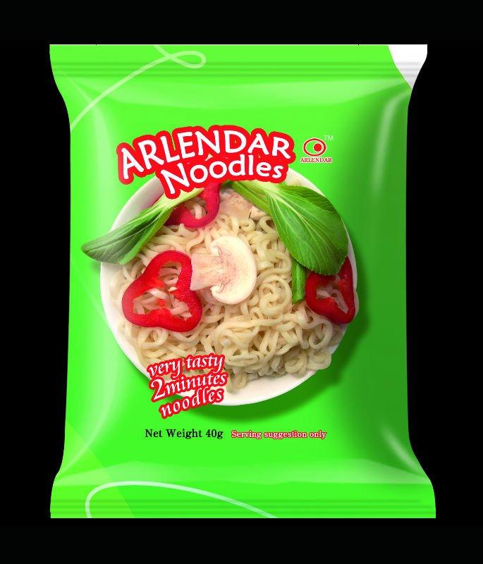 2 minutes instant vegetarian noodle