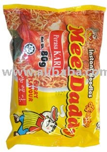 Mee Daddy Curry instant noodles