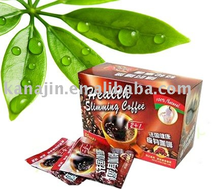 100% Natural And Herbal Health Slimming Coffee--Body Slimming Product