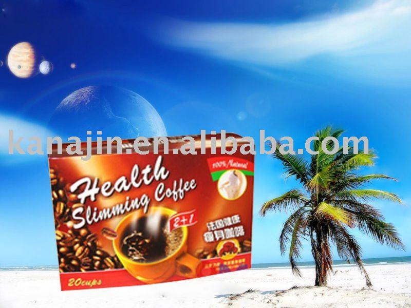 Effective Health Slimming Coffee--Fat Burner