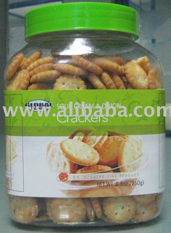 Sour Cream & Onion Crackers