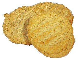 Sena's Gourmet Flax Seed Peanut Butter FlaxSeed Cookies