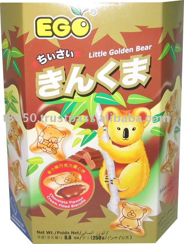 Ego Golden Bear (L) - Chocolate