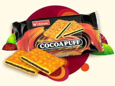 Biscuit--BISCOTTI Cocoa Puff