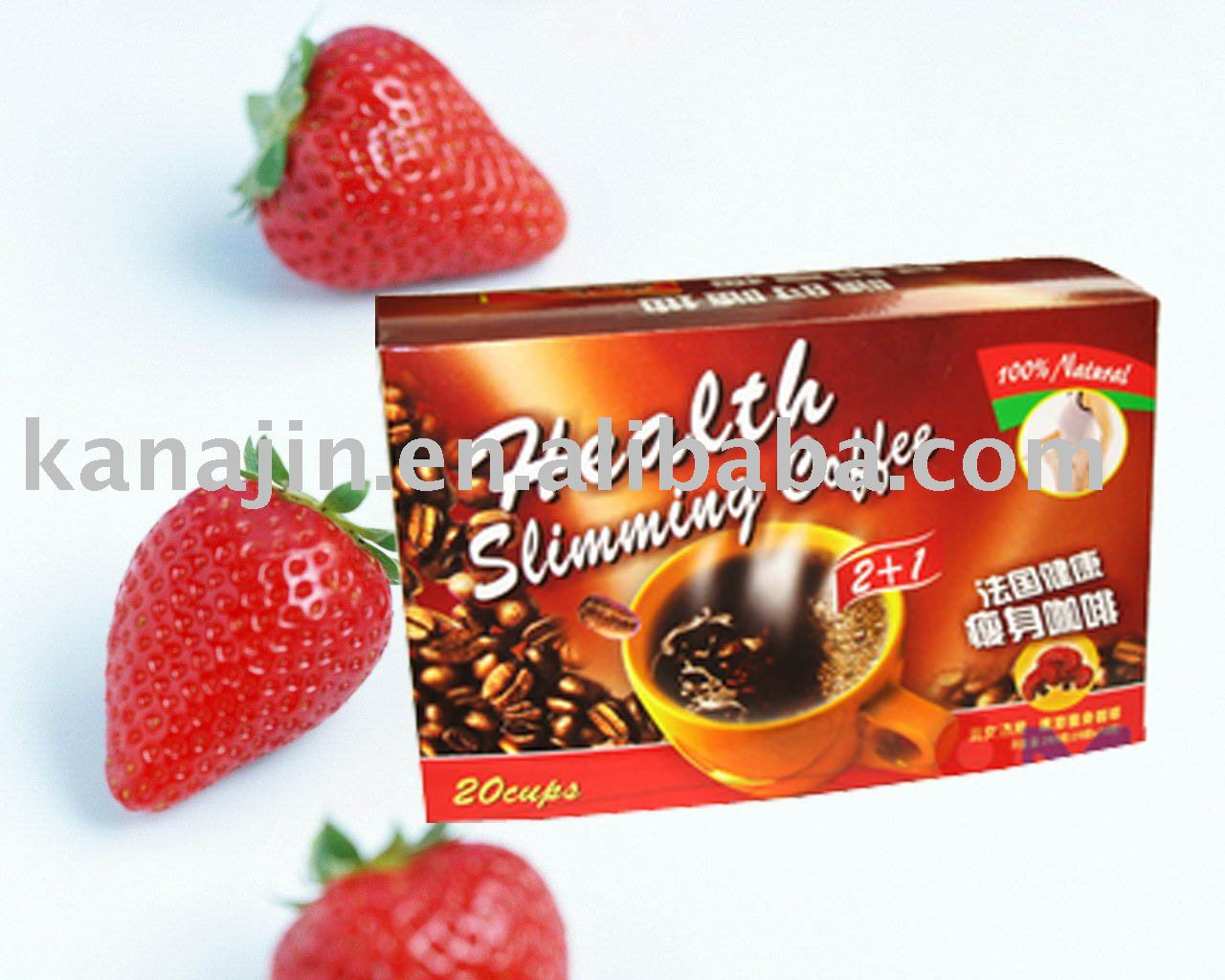 Health Slimming Organic Coffee Private Label