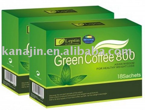 100% Original Green Coffee 800--Slimming Product