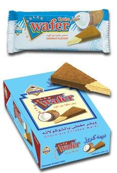 Eemah Triangular Coated Wafers