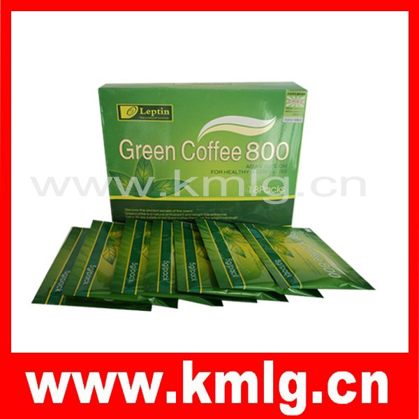 effective slimming green coffee 800