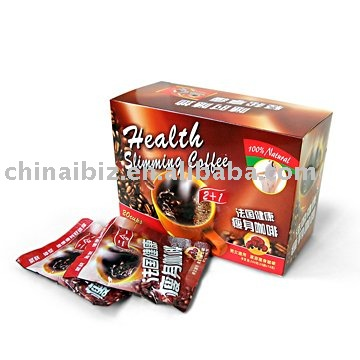 Healthy slimming coffee, enjoy healthy slender life !