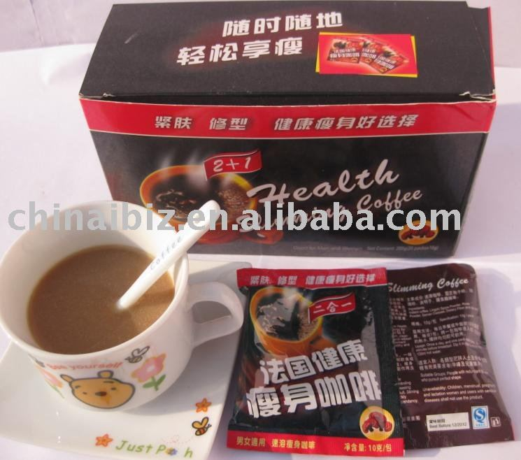 Franch Health  Slimming  Coffee