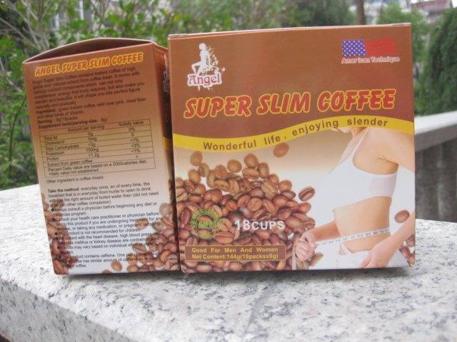 Angel Super Slim Coffee, super slim coffee