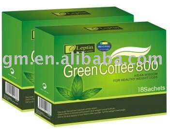 Herbal Slimming Effective Weight Loss Green Coffee 800 Products
