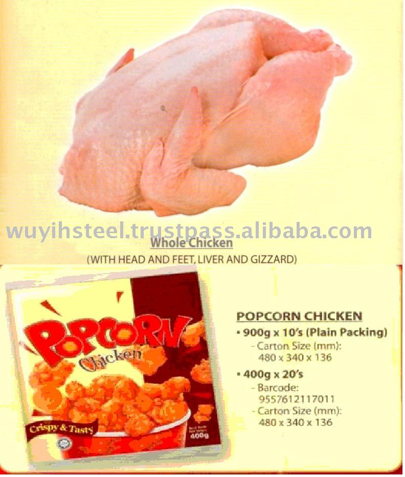 Chicken product