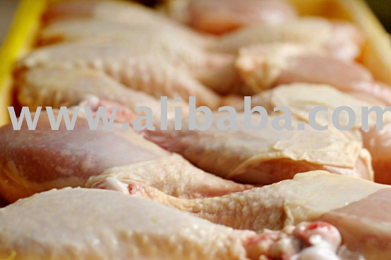 Processed Grade A chicken drumstick