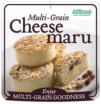 multi-grain cheese maru Bakery