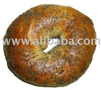 Poppy Seeded Bagels (Kosher) made in NY