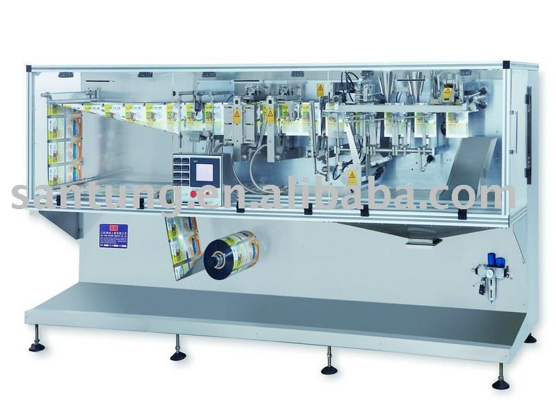 Automatic Horizontal Bag Filling & Packing Machine
