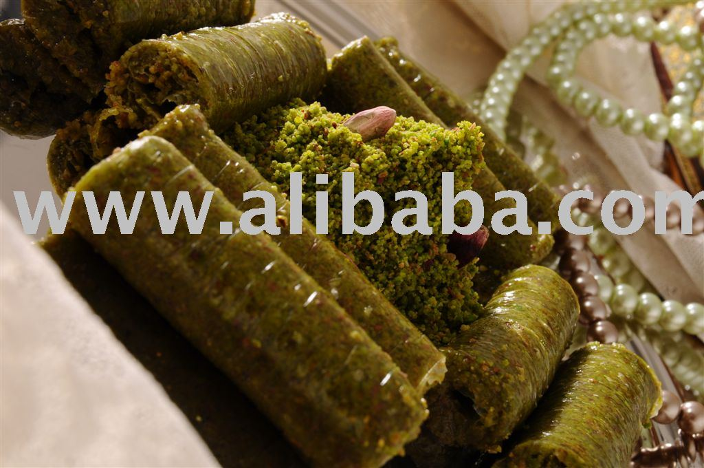 SARMA  Sweet with pistachio
