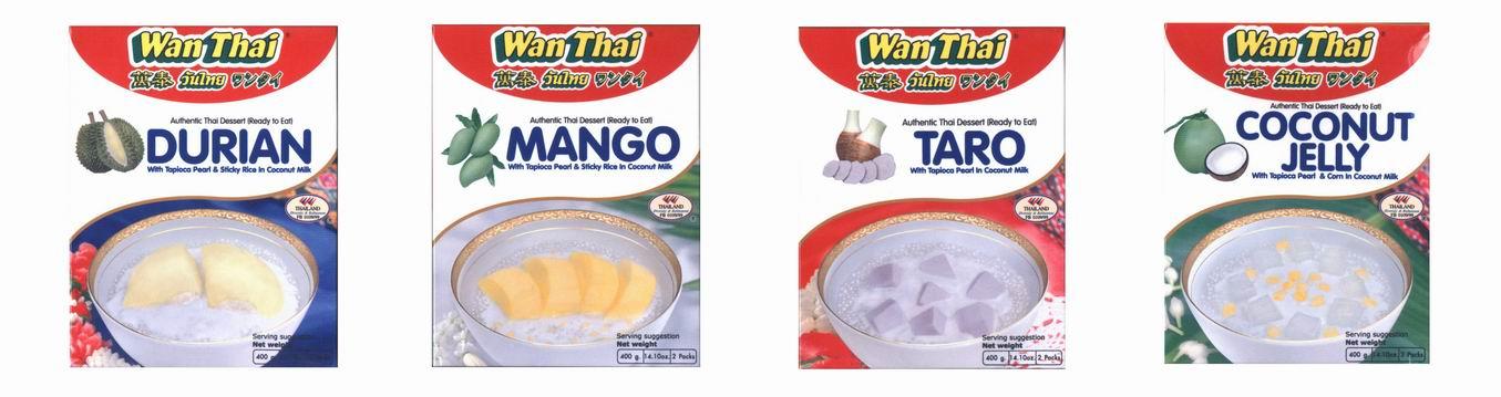 Authentic Thai Dessert
