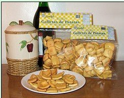 Bakery - Galletas De Patatas